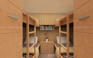 Bunkers by Daniel Andreev's company SpecGeoProekt