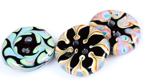 Glass art by Tatiana Semykina