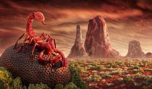 Chilli Pepper Scorpion