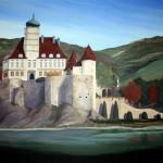 Dennis Francesconi's painting