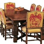Piece of furniture in the house of Nikas Safronov