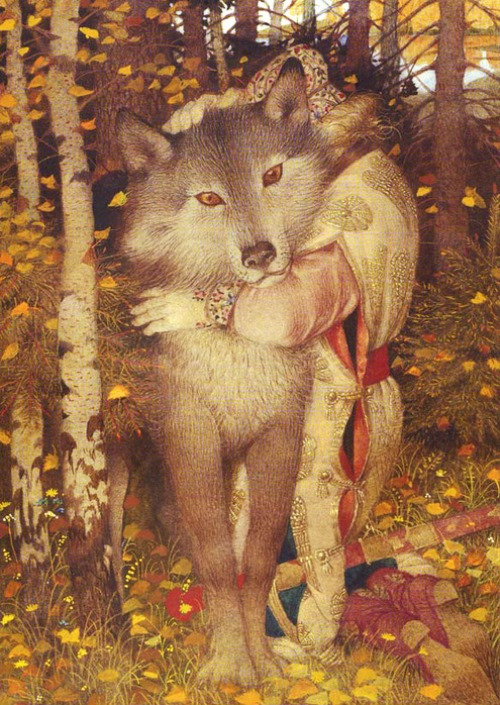 Illustrations by Gennady Spirin