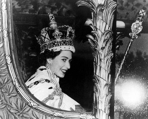 Queen Elizabeth portrait exhibition