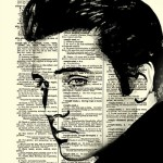 I never expected to be anybody important. Elvis Presley
