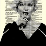 I restore myself when I'm alone. Marilyn Monroe