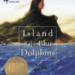 Movie poster. Island of the Blue Dolphins by Scott O'Dell