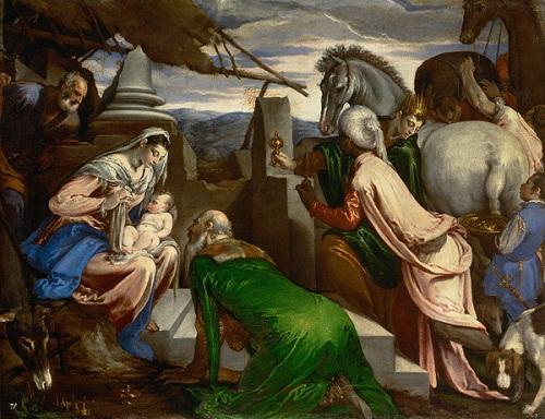Jacopo da Ponte, 1563-1564