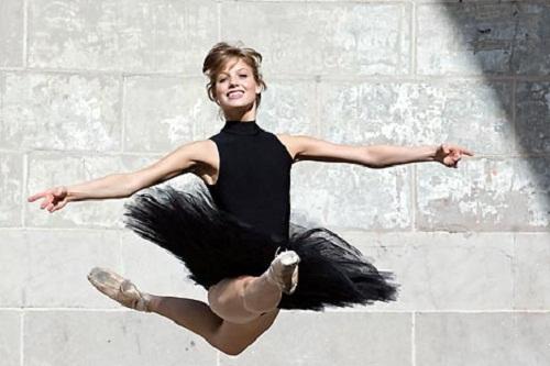 Keenan Kampa at the Mariinsky Ballet