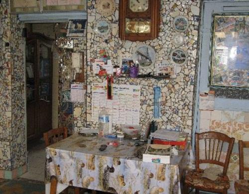 mosaic walls