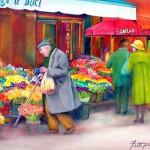 Lisa Fittipaldi's painting