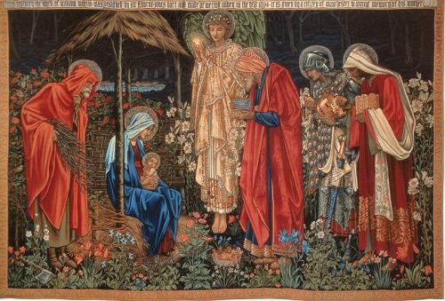 Morris & Co. tapestry, 1888–1894