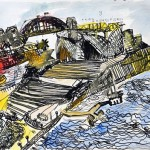 Ping Lian Yeak is an autistic savant who has been producing amazing art since his childhood.