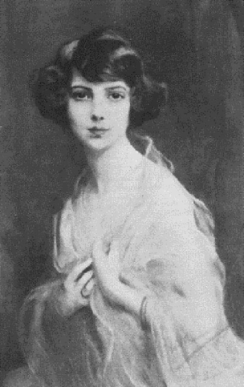 Princess Xenia Romanova. Pportrait by Philip de Laszlo, c. 1920.