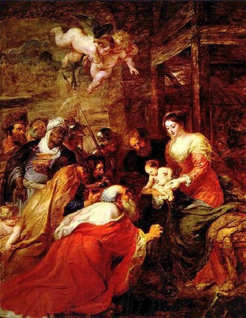 Rubens, 1634