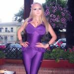 Olga Oleinik profitable image of Barbie