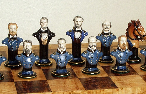 'Heroes of the American civil war', 1998