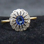 Stunning ring from the collection