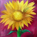 Sunflower by Willow Bascom