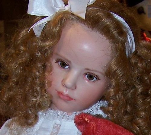 The doll Princess Xenia