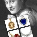 Titanic jewelry on public display
