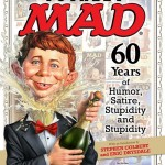 The comic book MAD, which Harvey founded in 1952, were parodies of comics, using them as political and social satire