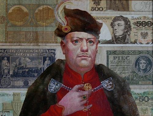 Money power by Oleg Demko
