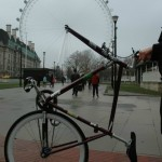 Bicycle Wheels, and instead one of them – an attraction wheel