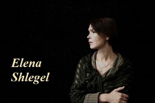 Romantic space tale by Elena Shlegel