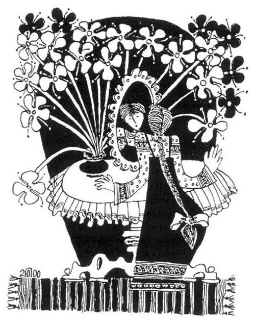 artist Yury Poberezhny