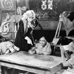 """Scene from horror film """"Freaks"""", directed and produced by Tod Browning"""