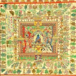 Paradise of the Medicine Buddha. Thangka Gallery