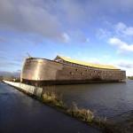 Noah's Ark built by Dutch enthusiast carpenter Johan Hubers
