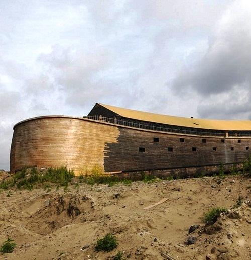 Noah Ark by Johan Hubers