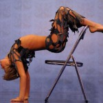 Circus pperformance of the most flexible human on Earth – Alexey Goloborodko