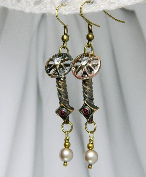 Irina Maritskaya jewellery