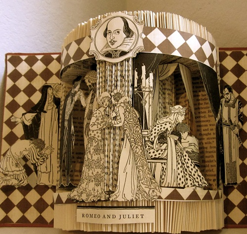 Creative paper art by Susan Hoerth