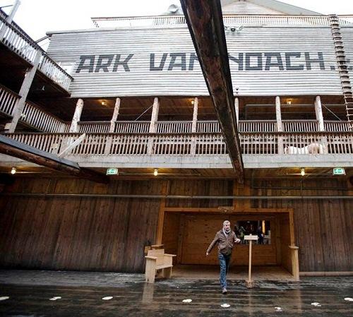 Noah's Ark by Johan Hubers