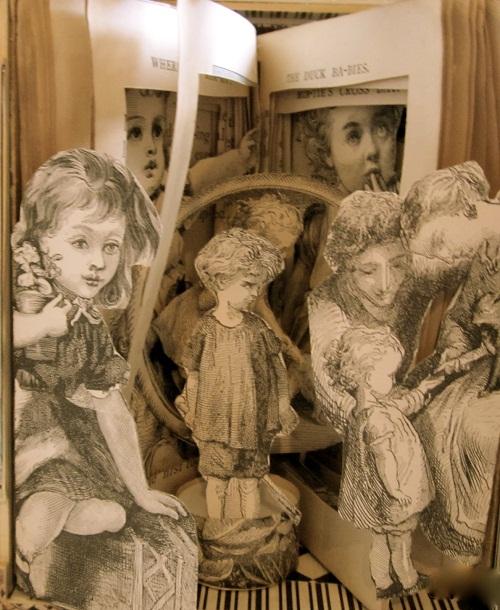 The little Chief 1879 children's book