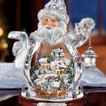 Thomas Kinkade Christmas decoration