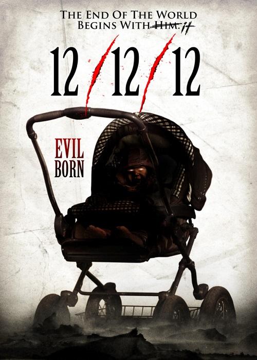 12.12.12. - American horror film of 2012 starring Sara Malakul Lane, Jesus Guevara, Steve Hanks