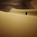 Beautiful African Namib Desert