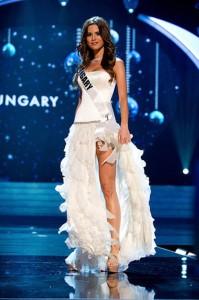 Agnes Konkoly, Hungary
