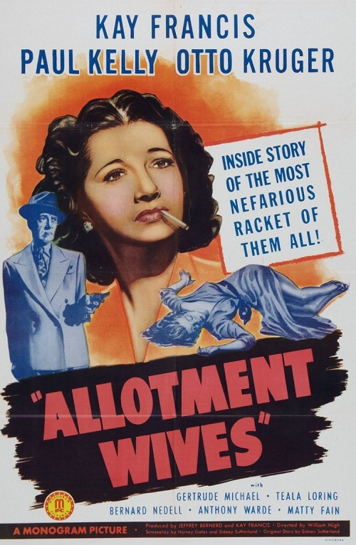 Allotment Wives (1945)