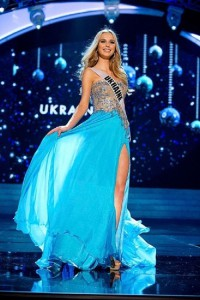 Anastasia Chernova, Ukraine