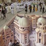 Hyperrealistic 3D images by Kurt Wenner
