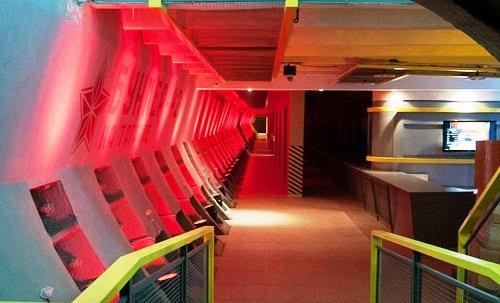 Bunker turned into luxury nightclub
