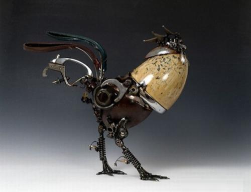 sculptures by James Corbett