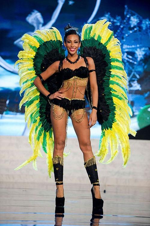 Chantal Zaky, Jamaica