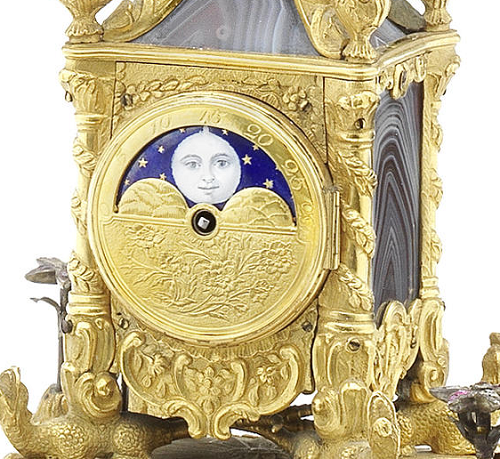 Fine Clocks by James Cox (detail)