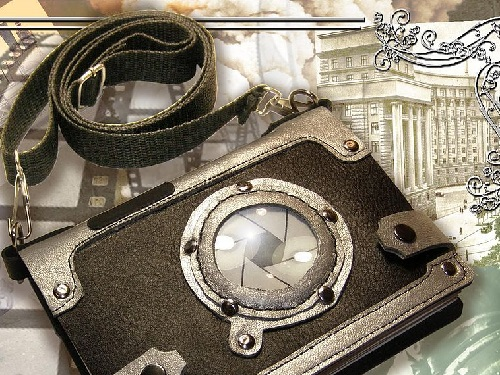 Handmade Steampunk Notebooks